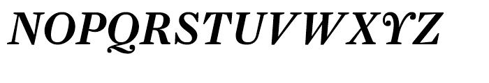 Farnham Display Medium Italic Font UPPERCASE