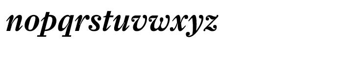 Farnham Display Medium Italic Font LOWERCASE
