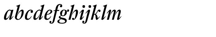 Farnham Display Regular Italic Font LOWERCASE