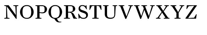 Farnham Display Regular Font UPPERCASE