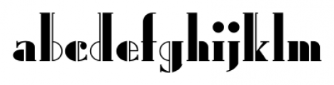 Faerie Queen NF Regular Font LOWERCASE