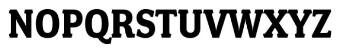 Fairplex Narrow Bold Font UPPERCASE