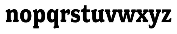 Fairplex Narrow Bold Font LOWERCASE