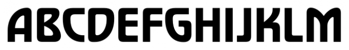 Fast Food Regular Font UPPERCASE