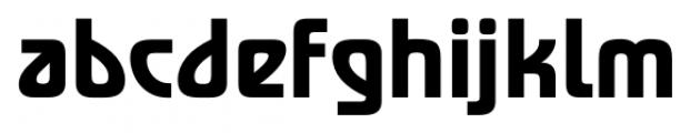 Fast Food Regular Font LOWERCASE
