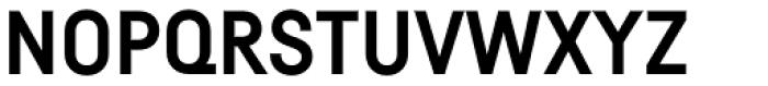 Fabrikat Bold Font UPPERCASE