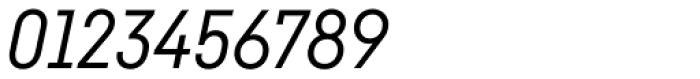 Fabrikat Italic Font OTHER CHARS
