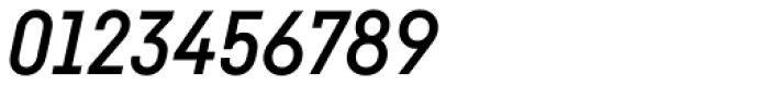 Fabrikat Medium Italic Font OTHER CHARS