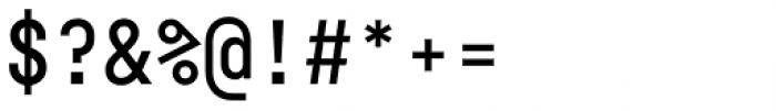 Fabrikat Mono Medium Font OTHER CHARS