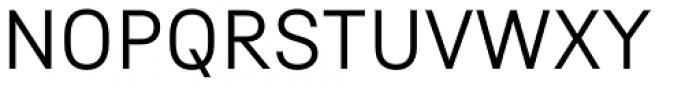 Fabrikat Normal Regular Font UPPERCASE