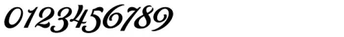 Fabulous Script Pro Font OTHER CHARS