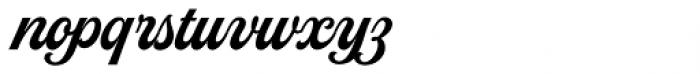 Fabulous Script Pro Font LOWERCASE
