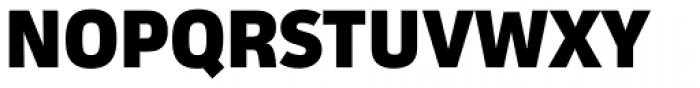 Facit ExtraBold Font UPPERCASE