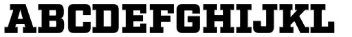 Factoria Ultra Font UPPERCASE
