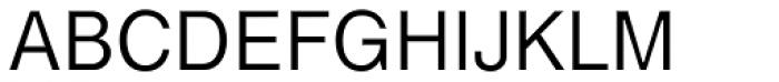 Faculta MF Light Font UPPERCASE