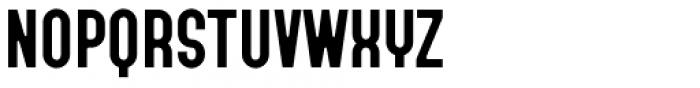 Fada Bold Font UPPERCASE