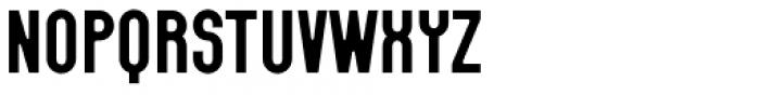 Fada Bold Font LOWERCASE