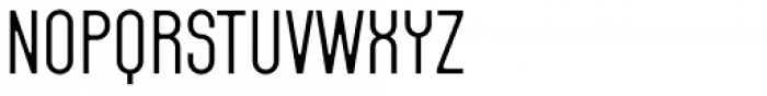 Fada Book Font LOWERCASE
