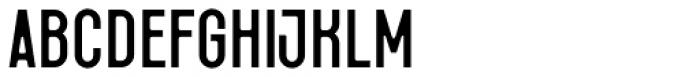 Fada Medium Font LOWERCASE
