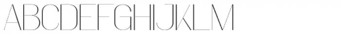 Faddish Regular Font UPPERCASE