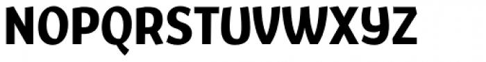 Fair Sans Cond SemiBold Font UPPERCASE