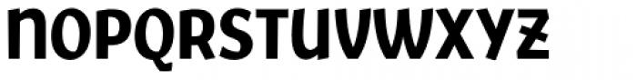 Fair Sans Cond SemiBold Font LOWERCASE