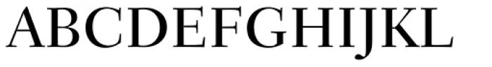 Fairfield LT Std Medium Font UPPERCASE