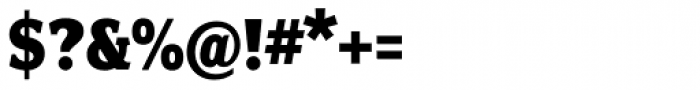 Fairplex Narrow Black Font OTHER CHARS