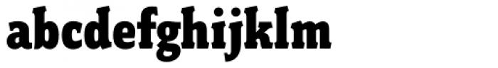 Fairplex Narrow Black Font LOWERCASE