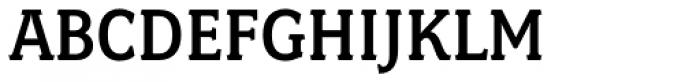 Fairplex Narrow Medium Font UPPERCASE