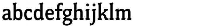 Fairplex Narrow Medium Font LOWERCASE