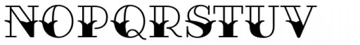 Fairwater Sailor Serif Font LOWERCASE