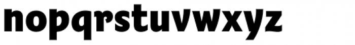 Fairway Bold Font LOWERCASE
