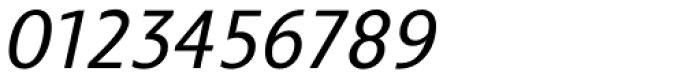 Fairway Light Italic Font OTHER CHARS