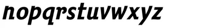 Fairway Medium Italic Font LOWERCASE
