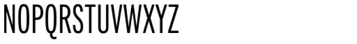 Fairweather Regular Font UPPERCASE