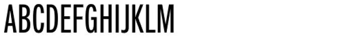 Fairweather Semi Bold Font UPPERCASE
