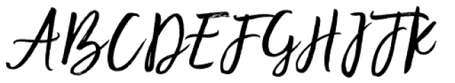 Faith And Glory One Font UPPERCASE