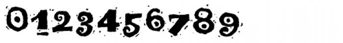 Fajita ICG Picante Font OTHER CHARS