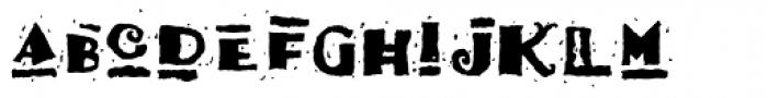 Fajita ICG Picante Font LOWERCASE
