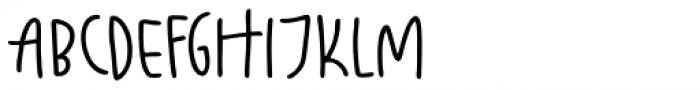 Fajny Book Font UPPERCASE