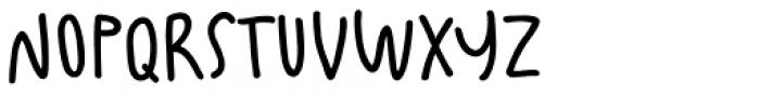 Fajny Heavy Font UPPERCASE