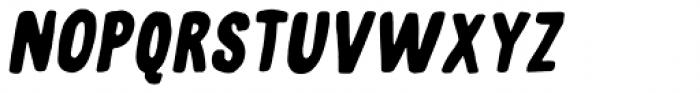 Fake Fury Italic Font LOWERCASE