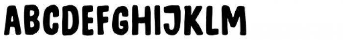 Fake Fury Regular Font UPPERCASE