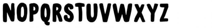 Fake Fury Regular Font LOWERCASE