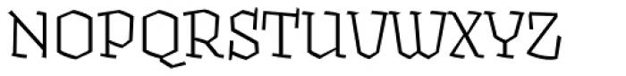 Fakir Pro SmallCaps Font UPPERCASE