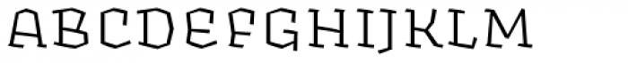 Fakir Pro SmallCaps Font LOWERCASE