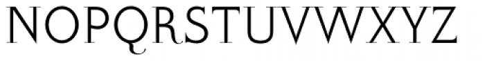 Falace Light Font UPPERCASE