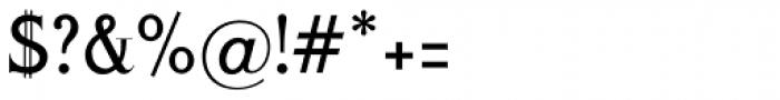 Falace Medium Font OTHER CHARS