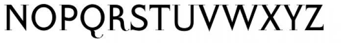Falace Medium Font UPPERCASE